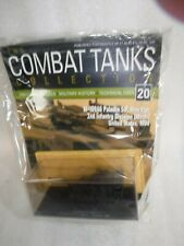 Deagostini Combat Tanks Collection Magazine & Model Issue No 20 Sealed New