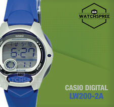 Casio Standard Digital Watch LW200-2A