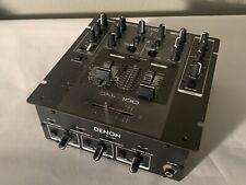 Denon DN-X100 2 Channel DJ Mixer Untested