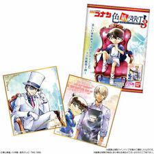 Bandai Detective Conan Shikishi ART3 10Pack BOX (CANDY TOY)