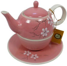"ChaCult Tee for one Set ""Nyam"", Kanne, Tasse, Untertasse Tee Service, Teeservice"
