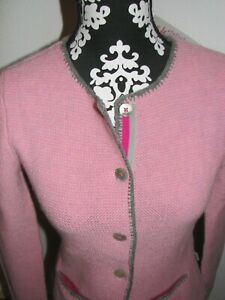 ❤️Lieblingsstück Janker Trachtenjacke Damen Gr 34 neu mit Etikett rosa Herz❤️