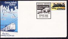 Australia 1979 Eastern Suburbs Railway Souvenir Cover APM7530