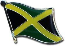 Jamaica Country Flag Bike Motorcycle Hat Cap lapel Pin