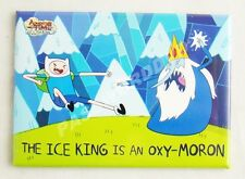 Adventure Time Ice King Is An Oxy Moron Magnet Licensed Hot Properties New