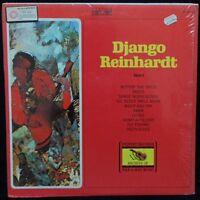 Django Reinhardt - Volume II LP Archive of Folk & Jazz FS-230 USA Gypsy Swing