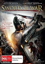 Sword Of War - Rutger Hauer (DVD, 2011, region 4) e3
