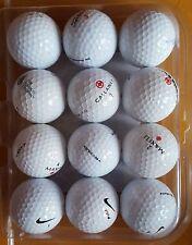 12er set pelotas de golf/lakeball/nike/Titleist/maxfli/Callaway