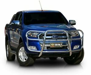 ECB Polished Type 8 Bar FORD RANGER PX MKII 2WD HIGHRISE (8F161SYP)