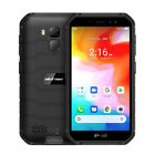 Unlocked Rugged Smartphone Android 10 Dual Sim Waterproof Mobile Phone Face Id