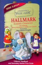 Hallmark Keepsake Ornaments Collector's Value Guide 25th Anniversary 1973 1998
