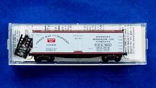 49310 GREEN BAY WESTERN 9243  ~ 40' WOOD BOXCAR ~ MTL  MICRO TRAINS N SCALE