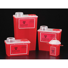 Dental Sharp Container 8Qt by House Brand