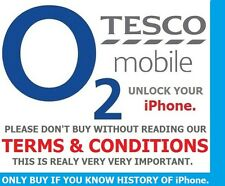 UNLOCK Service for iPhone 8 & 8 PLUS O2 & Tesco UK ..FAST