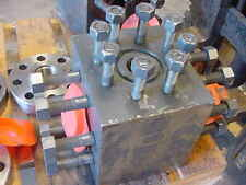 New Gas & Oil well Casing Head Valve Blocks & Flanges