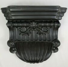 Vintage Neo-Classical Corbel Wall Shelf Hollywood Regency French