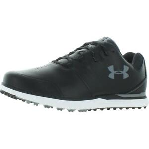 Under Armour Mens Showdown Fitness Outdoor Golf Shoes Sneakers BHFO 5583