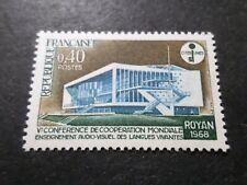 FRANCE - 1968, timbre 1554, Conférence Langues vivantes à ROYAN, neuf**