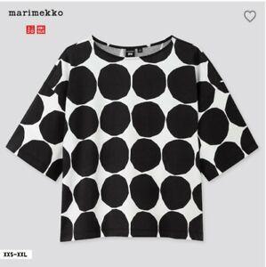 T-Shirt von Uniqlo Marimekko Gr. L