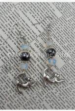 """Luna """"Moon Cat"""" earrings"""