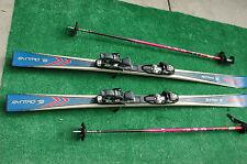 "New listing Volkl Syntro S10 Skis 170 509541 67"" Marker Binding sz 4-12 & 50"" Elan Fss Poles"