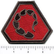 C&C NOD Scorpion Emblem Patch Right Shoulder Command Conquer Hook Grey Border