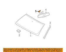 GM OEM Windshield-Mirror Inside Support 15954649