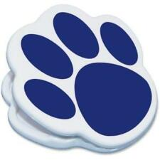 Ashley Animal Paw Magnet Clip - Animal Theme/subject - Paw - Magnetic - Blue - 1