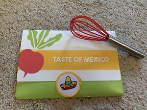 raddish kids cooking Kit TASTE OF MEXICO