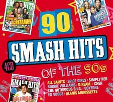 90 Smash Hits of the 90s - New 4CD Album - Pre Order - 26th October