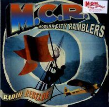 Modena City Ramblers Radio Rebelde 180 Gr. LP Vinyl Red Gatefold Limited Edt.