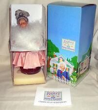 "Richard Simmons Doll, ""Belle of the Ball"",Nana's Family Gobel by Annie Wahl NIB"