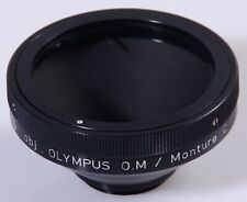 BAGUE D'ADAPTATION OLYMPUS OM MONTURE C ADAPTER RING OM C MOUNT