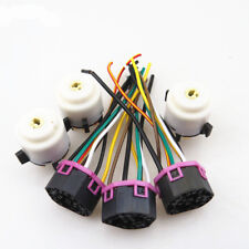 Ignition Switch Plug + Harness Cable Pigtail For VW Jetta Golf MK4 Bora Passat