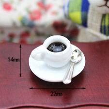 Dollhouse toy model miniature food mini coffee cup   FBB