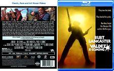 Valdez is Coming ~ New Blu-ray ~ Burt Lancaster, Susan Clark (1971)