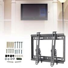 New Tilt Swivel Plasma LED LCD TV Wall Bracket Mount 14 17 26 32 40 42 Inch UKDC