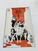Desolation Jones #6 June 2006 DC Wildstorm Comics