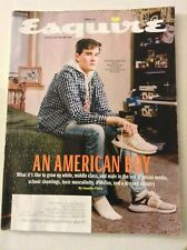 Esquire Magazine Growing Up In School Shootings March 2019 061219nonrh