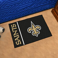 "NFL - New Orleans Saints Durable Starter Mat - 19"" X 30"""