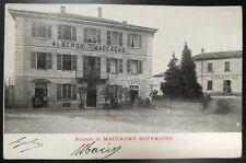 1910 - Maccagno Superiore - Albergo Maccagno