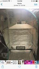 Hydroponic Grow Tent (MarsHydro) and Induction Grow Light Combination