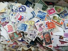 WORLDWIDE STAMP MIXTURE LOT OVER 500 USED  FOREIGN STAMPS