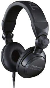 Panasonic TECHNICS EAH-DJ1200-K DJ headphones Black from Japan