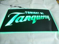 Tanqueray LED Leuchtreklame, Neonleuchte, Leuchtwerbung in XXXL Neu siehe Fotos