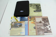 03 Ford Expedition Vehicle Owners Manual Handbook Guide Set
