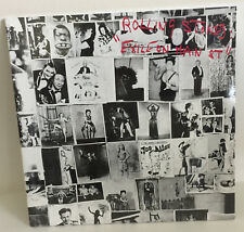1972 The Rolling Stones Exile On Main St (1986 CBS Reissue) CG 40489 New/Sealed