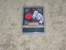 11/12 Panini Crown Royale Jonathan Toews Game Used Jersey Card