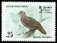 Scott # 691 - 1983 - ' Ceylon Wood Pigeon '