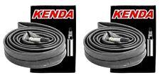 """2-Pack Kenda 26"""" x 1.25 -1.50 / 1.75"""" PRESTA 32mm Threaded Valve Bike Tube MTB"""